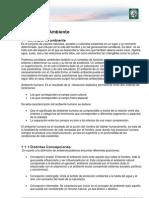 1-Desarrollo Ambiental. Nociones Generales