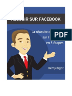 Livre Facebook Maj