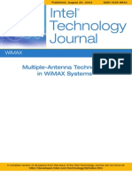 Multiple-Antenna Technology in WiMAX Systems-Intel