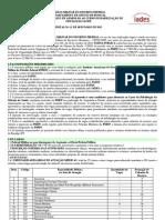 Edital PMDF