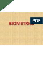 Biometeics Dhruti-2nd Sem