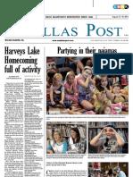 The Dallas Post 08-12-2012
