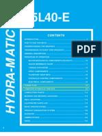 5L40E Original Manual