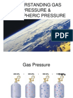 Understanding Gas Pressure and Atmospheric Pressure