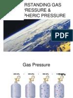 Understanding Gas Pressure and Atmospheric Pressure