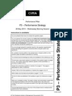P3 May 2010 Exam Paper