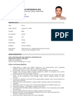 Jr Resume July 2012 (1)