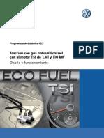 425- Motor TSI 1-4l Ecofuel Gas Natural