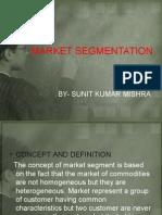 Marketing Management_market Segmentation