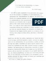 CursoDeLadino.com.ar - El Ladino, la  lengua  de  los desterrados, la lengua de las raíces conservadas - Victor Baruj
