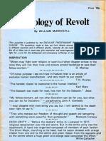 Anthology of Revolt