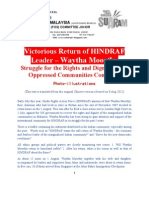 Victorious Return of HINDRAF Leader_Eng_120801_final