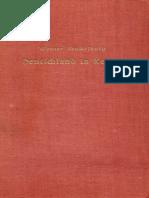 Beumelburg, Werner - Deutschland in Ketten (1931, 438 S., Scan, Fraktur)
