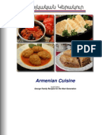 Armenian Cookbook