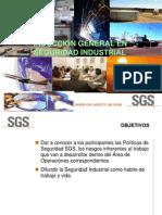 Induccion de Seguridad Industrial