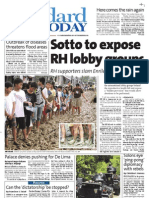 Manila Standard Today -- August  13, 2012 issue