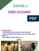 3 Fibre to Fabric