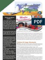 Informativo Sobre Missões nº8