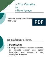 SIPAT – Cruz Vermelha Brasileira.ppt