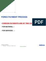 Fx Payment Process