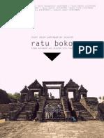 sejarah seni rupa Ratu Boko