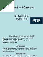 Cast Iron Gabriel Ortiz