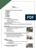 Dynamic Team Building Training/Workshop/Program- www.synerflexconsulting.com