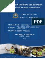 Modulo No. 1 Doctrina Policial -30!06!2012