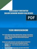 Kebij Pem Makro Mikro Revisi