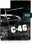 Pilot Training Manual for the C-46 Commando