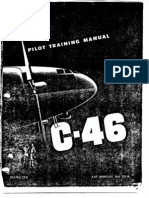 Pilot Training Manual for the C-46 Commando