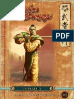 l5r Musha Shugyo Fanzine 01