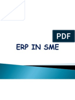 ERP in SMEs