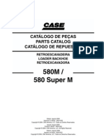 MANUAL DE PEÇA 580M