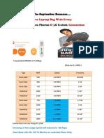 3G E-Stick Offer