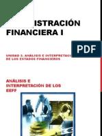 Universidad Epca. Adm Fin i. Unidad 2. Analisis e Interpretacion de Los Eeff