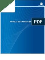 Modelo Artigo Para TCC