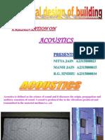 Acoustics+Ppt