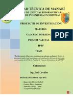 Original Proyecty de Calculo