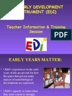 EDI Pres-Teacher Training General-Revised