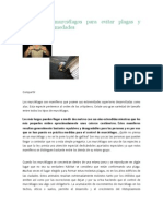 Control de murciélagos para evitar plagas y posibles enfermedades