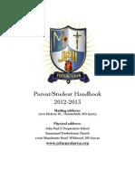 JPII Handbook and Forms
