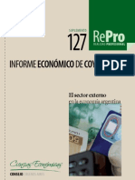 2011 El Sector Externo en La Economia Argentina