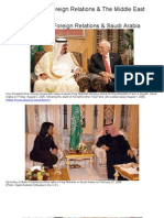 Council on Foreign Relations and the Middle-East