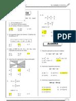 examen general 5to grado de primaria