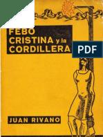 Febo Cristina y La Cordillera