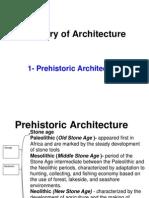 Prehistoric Architecture-lecture 2