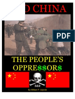 Red China - The People's Oppressors