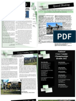 Sports E-Newsletter, (6th Ed)