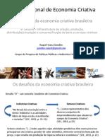 Plano Nacional de Economia Criativa